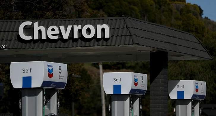 """شركة """"شيفرون"""" تعود للربحية مع ارتفاع أسعار النفط"""