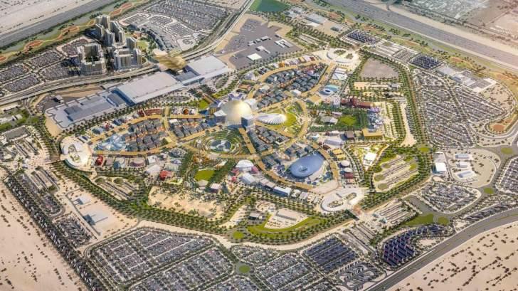 """تكلفة مشاريع الري والتشجير لموقع """"إكسبو 2020 دبي"""" تتجاوز 277 مليون درهم"""