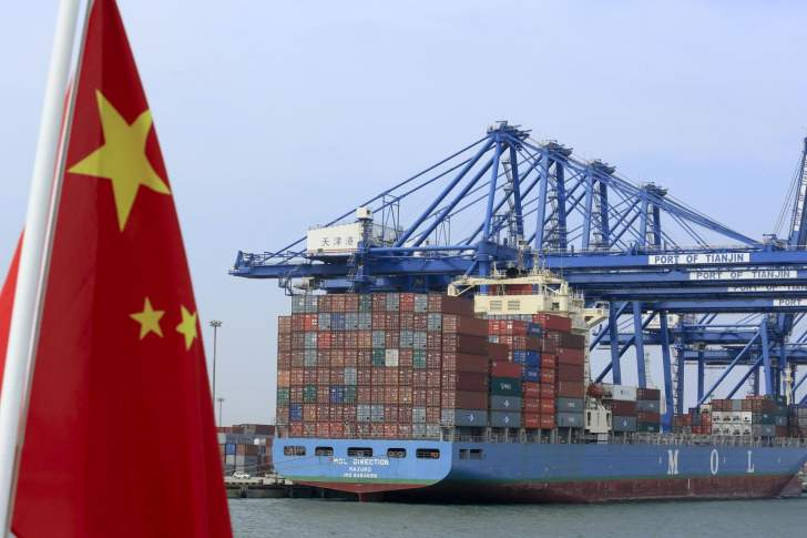 الصين تسجّل صادرات قوية في الشهر الأخير من 2019