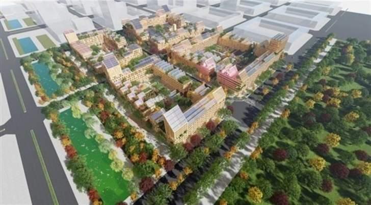 """الصين تخطط لبناء مدينة ذكية مضادة لـ""""كورونا"""""""