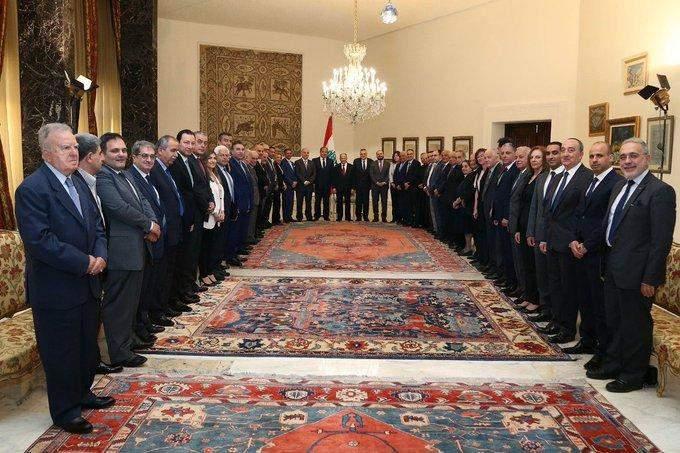 الرئيس عون أكّد عدم المسّ برواتب الطبقتين الفقيرة والمتوسّطة في مشروع الموازنة