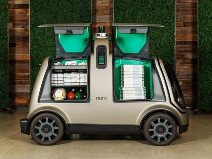 """""""نورو"""" للسيارات ذاتية القيادة تخطط لإطلاق 5 آلاف مركبة في أميركا خلال عامين"""