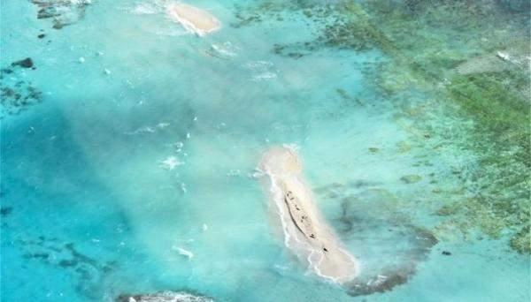 اختفاء جزيرة كاملة في هاواي بين ليلة وضحاها!