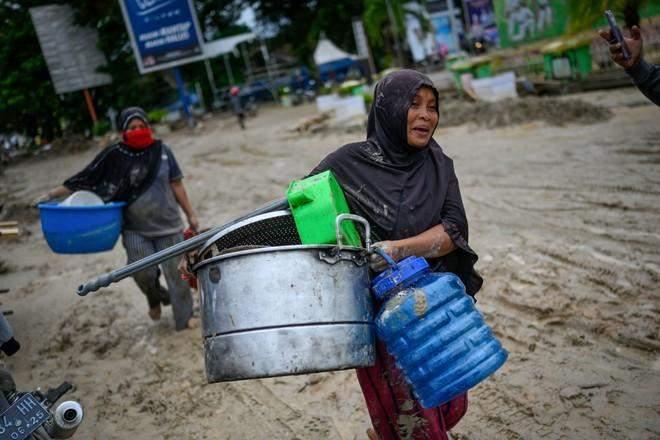 """معدل الفقر في إندونيسيا يرتفع إلى 9.7 % في آذار بفعل """"كورونا"""""""
