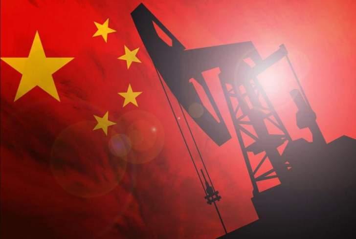 الصين ترفع مشترياتها من النفط الخام إلى مستوى قياسي