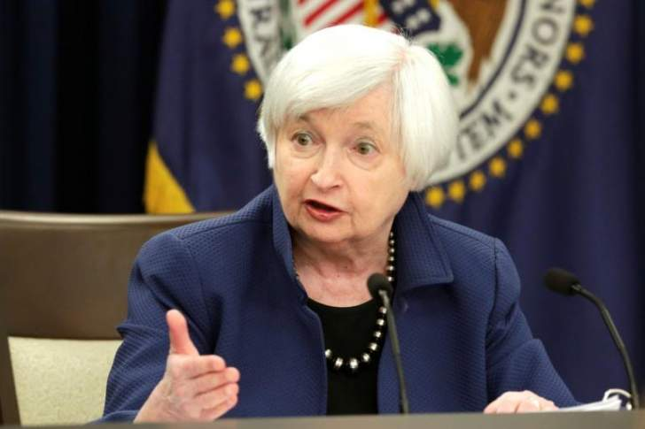 لجنة المالية في مجلس الشيوخ الأميركي تقر تعيين يلين وزيرة للخزانة