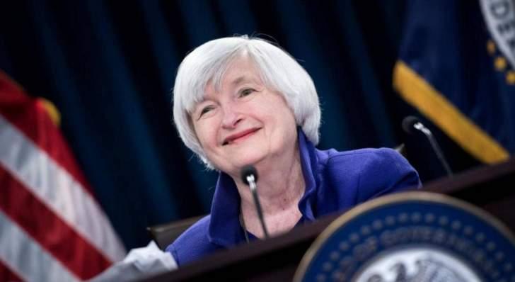 وزيرة الخزانة الأميركية: دول مجموعة السبع تعاملت جيدا مع الوباء ولكن هناك قلق بين البعض بشأن الاستدامة المالية