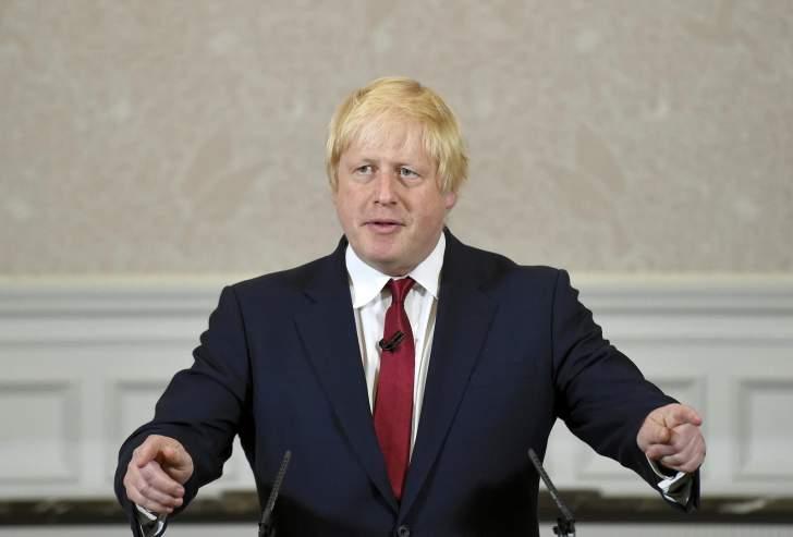 """جونسون: أمام الإتحاد الأوروبي حتى 15 تشرين الأول لتوقيع إتفاق """"بريكست"""""""