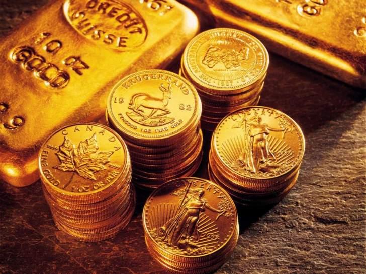 أسعار الذهب دون 1459 دولاراً للأوقية بعد أكبر انخفاض أسبوعي منذ 2017