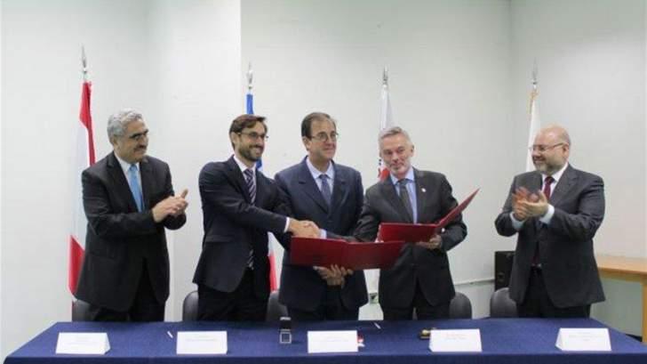 """اتفاقية بـ 20 مليون يورو بين """"الوكالة الفرنسية للتنمية"""" و""""الصليب الأحمر الدولي"""" و""""مستشفى بيروت الحكومي"""""""