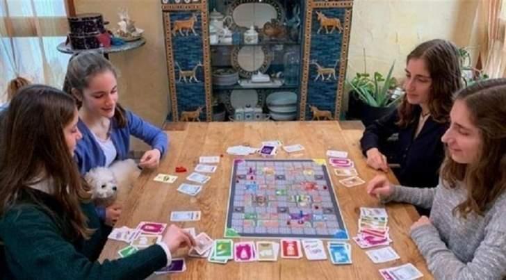 """""""كورونا""""... لعبة اخترعتها 4 ألمانيات وتباع بشكل كبير في عيد الميلاد!"""