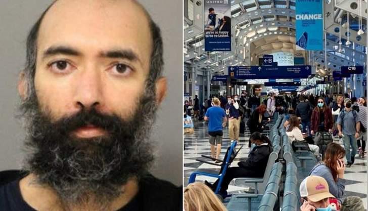 """خوفاً من العودة إلى منزله بسبب """"كورونا""""… عاش في المطار 3 أشهر!"""