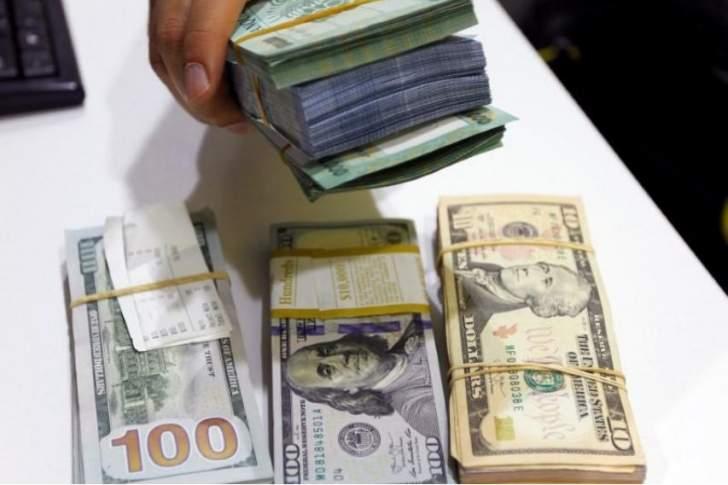 كم سجل سعر صرف الدولار في السوق السوداء؟