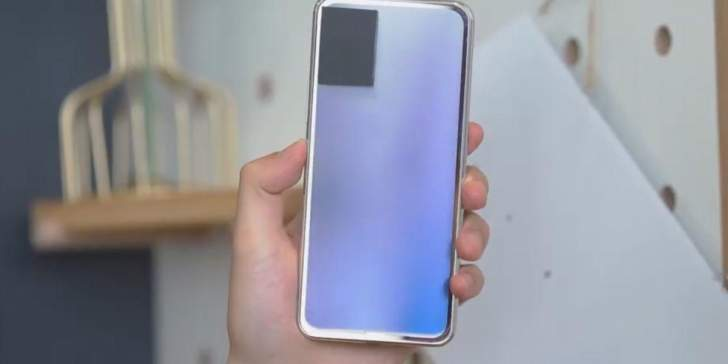"""""""Vivo"""" تكشف عن هاتف يستخدم زجاج كهربائي لتغيير لونه بكبسة زر"""