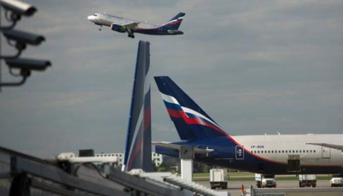 روسيا تستأنف رحلات الطيران مع اليونان وسنغافورة