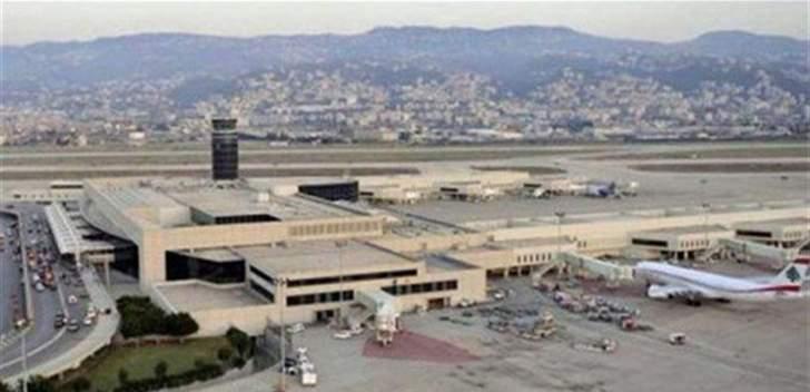 وصول طائرة بيلاروسية على متنها 198 طالبا لبنانيا