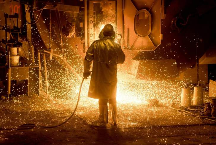 تراجع غير متوقع للطلب الصناعي في ألمانيا خلال نيسان الماضي
