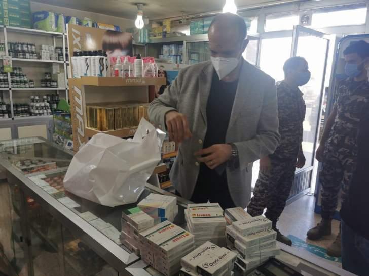 حسن من زحلة: ضبط صيدليات ومستودعات أدوية تهرب الدواء إلى الخارج