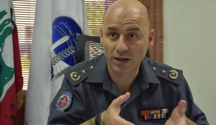 مسلم: قوى الأمن لا تستطيع تطبيق قرار وزير الداخلية لوحدها والمطلوب تعاون من الجميع