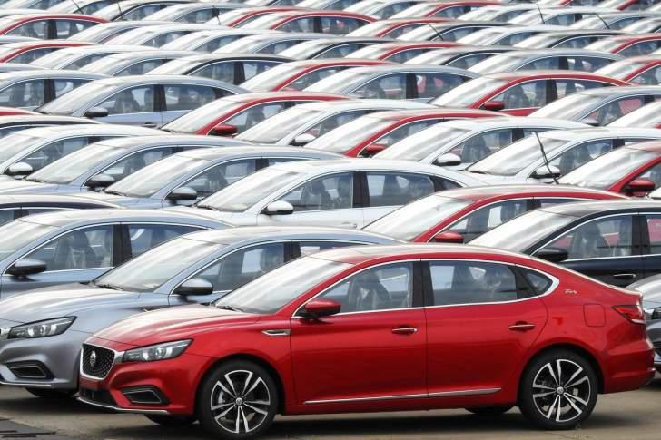 مبيعات السيارات في الصين تتراجع 18.7 % الشهر الفائت