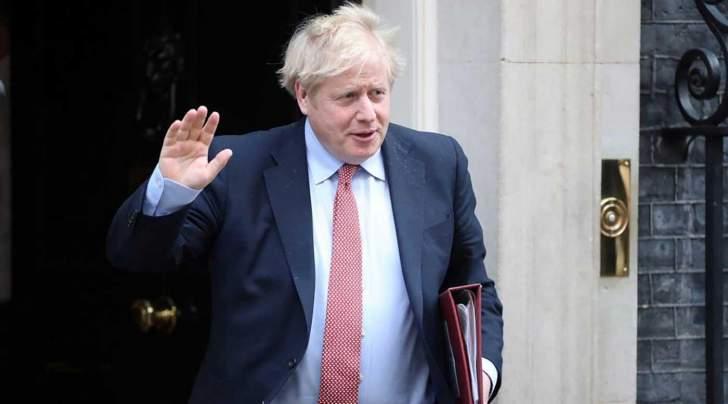 """جونسون يخطط لخفض نفقات المساعدة مؤقتاً لتغطية أزمة """"كورونا"""""""