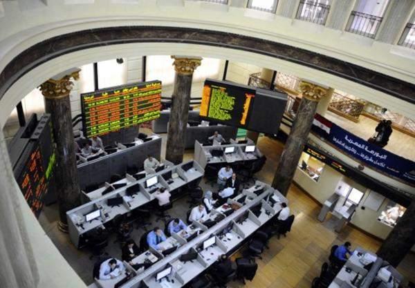 """تراجع جماعي لمؤشرات البورصة المصرية بختام التعاملات باستثناء """"إيجي إكس 100"""""""
