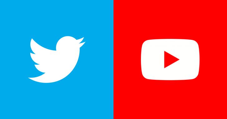 """""""تويتر"""" تختبر مشاهدة مقاطع """"يوتيوب"""" مباشرة من التغريدة"""