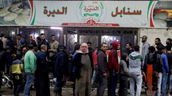 سوريا تطرح مناقصة محلية لإستيراد دقيق القمح