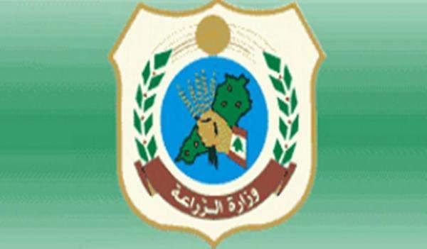 """وزارة الزراعة: بدء إستقبال الطلبات لإستيراد المنتجات والمدخلات الزراعية المدعومة من """"مصرف لبنان"""""""