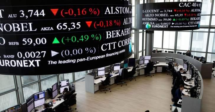الأسهم الأوروبية تستهل التداولات على تراجع بفعل هبوط قطاعي الرعاية الصحية والعقارات