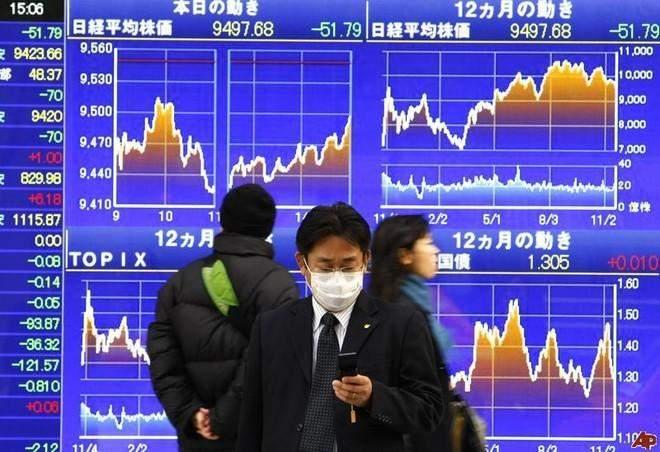 """الأسهم اليابانية تنهي التعاملات على ارتفاع مع تطورات إيجابية بشأن فيروس """"كورونا"""""""