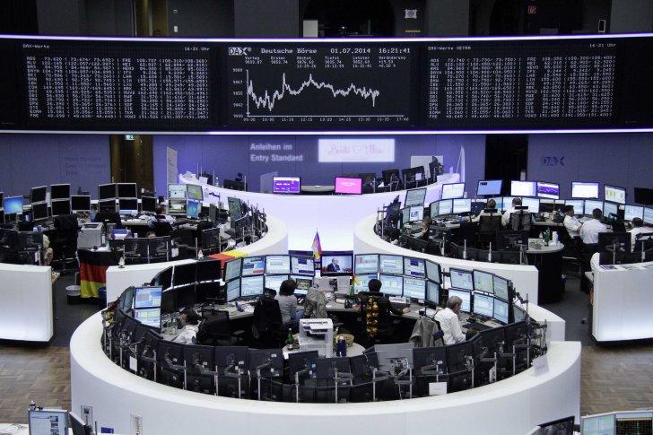 الأسهم الأوروبية ترتفع في ختام جلسة اليوم