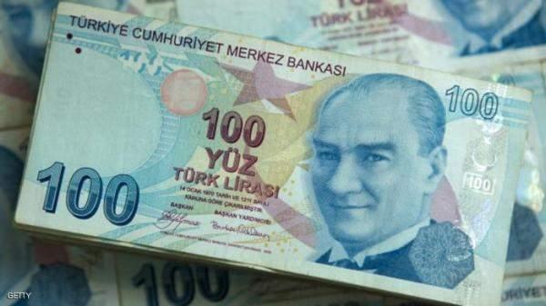 الليرة التركية تزيد خسائرها وتهبط 3.5% أمام الدولار