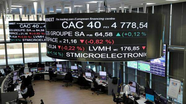 الأسهم الأوروبية تتعافى مع ارتفاع أسعار النفط وأسهم السفر