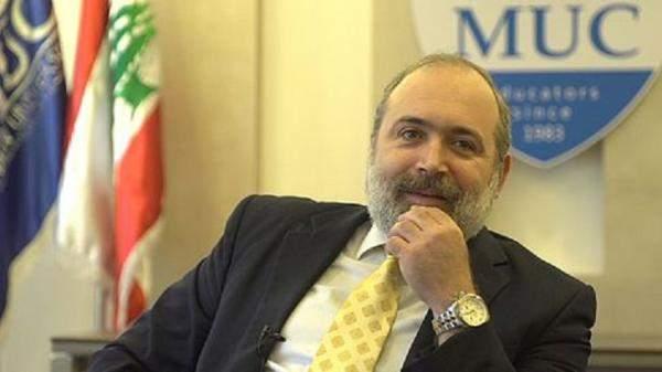 """رياشي: تجميد مقررات """"سيدر"""" سيؤثر سلباً على عجلة الإقتصاد وسيزيد الأزمة"""