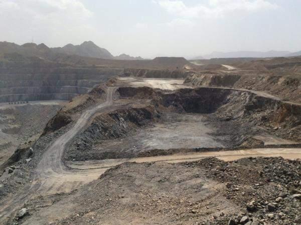 قيمة الصادرات المنجمية لايران بلغت 7.2 مليار دولار