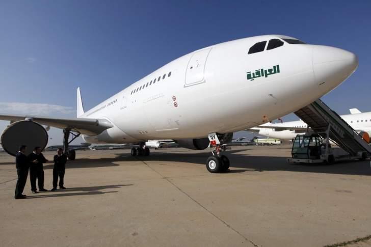 إستئناف الرحلات الجوية بين العراق والصين