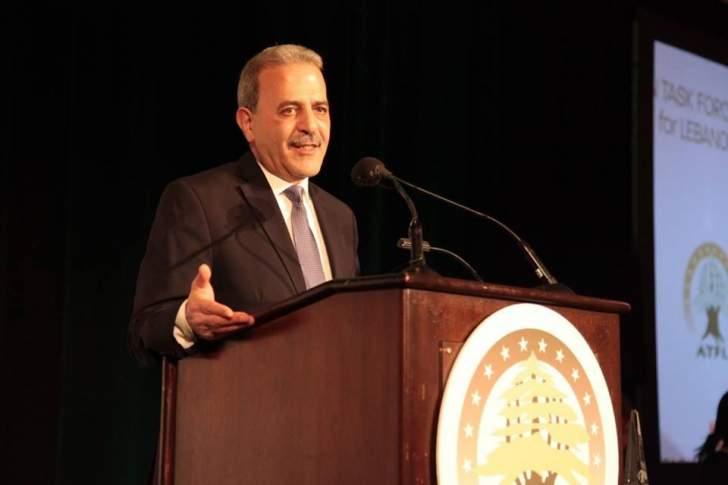 سفير لبنان بأميركا: العقوبات بقانون قيصر لا تطال لبنان بشكل مباشر
