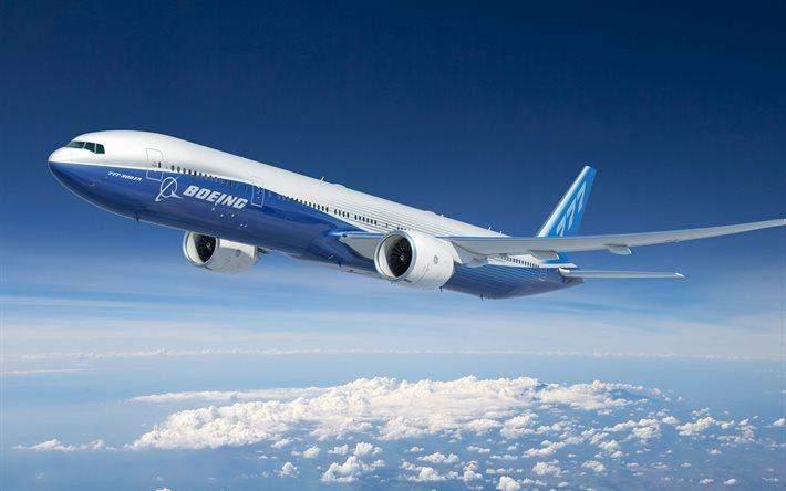 """طائرات من طراز """"بوينغ 777"""" تخضع للتفتيش... والسبب؟"""