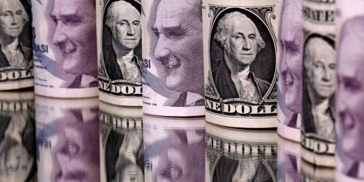 الليرة التركية تتراجع 2.2% مع توجّه أميركا للإعتراف بالإبادة الأرمنية