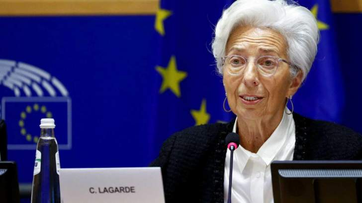 لاغارد محذرة: الإنتعاش الإقتصادي في منطقة اليورو غير مؤكد