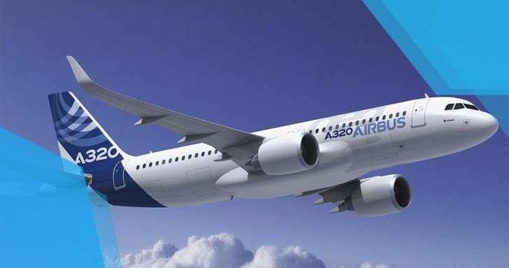 """مصر تتسلم أولى طائرات """"إيرباص A320 Neo"""""""