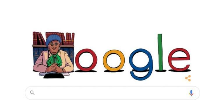 """""""دودل"""" خاص من """"غوغل"""" فيذكرى مرور 106 سنوات على ميلاد أول محامية مصرية"""