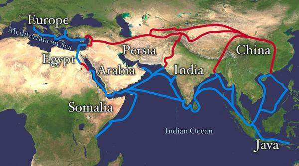 """مبادرة """"الحزام والطريق""""... فرصة اقتصادية على الدول العربية والخليجية اقتناصها ام وجه جديد للاستعمار والسيطرة؟"""