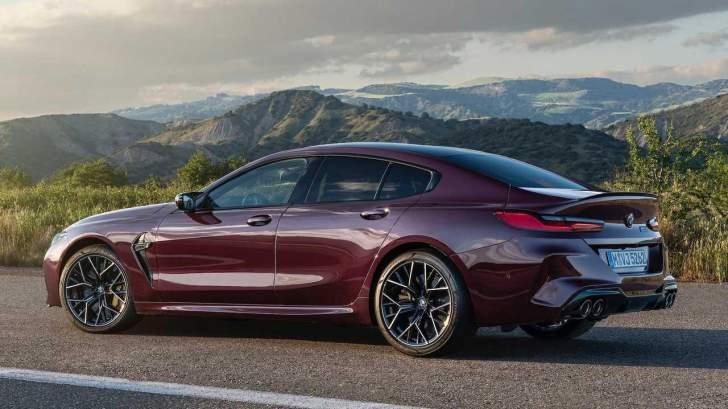 """""""بي إم دبليو"""" تكشف عن سيارة """"M8 Gran Coupe"""" الرياضية"""