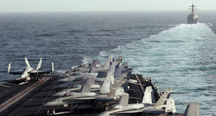 التصعيد الأميركي في مياه الخليج ردعا لإيران ... نذير حرب اقليمية أم مجرد تلويح عسكري لضرب اقتصادي؟