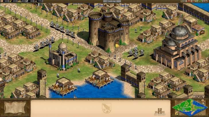 """لعبة """"Age of Empires II"""" تعود برسوميات """"4K"""" وإضافات كثيرة"""