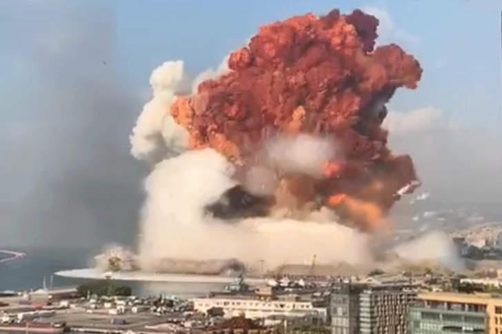 """""""FBI"""" لم يتوصل لنتيجة قاطعة بشأن سبب إنفجار مرفأ بيروت"""