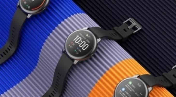 """Heylou Solar"" ساعة ذكية جديدة من ""شاومي"""