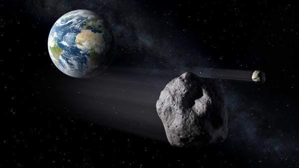 """وكالة الفضاء الاوروبية تدرج كويكب """"2018XB4"""" ضمن قائمة أهم 10 أجسام فضائية قريبة من الأرض"""